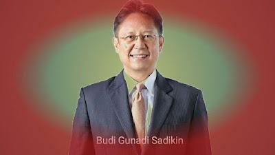 Budi Gunadi Sadikin