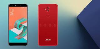 ASUS Zenfone 5Q HP RAM 4 GB