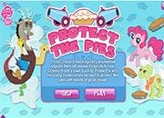 MLP Protege los Pies [ Pinkie Pie ]