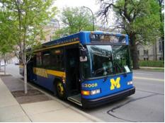 University of Michigan International Center: Getting Around