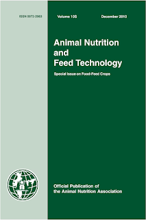 Animal Nutrition and Feed Technology