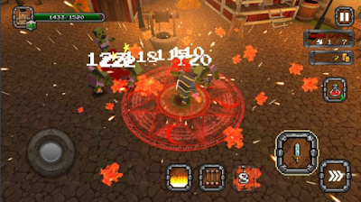 Pixel F Blade MOD APK Unlimited Money