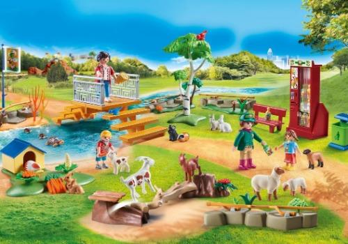 Playmobil kinderboerderij 70342 family fun