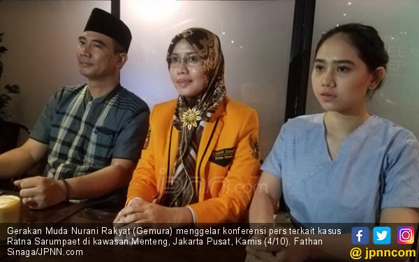 Gemura: Setop Polisikan Prabowo