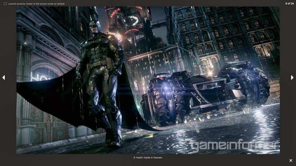 jeu video le nouveau batman par rocksteady