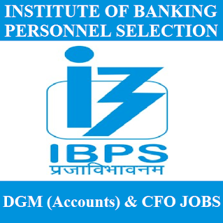 Institute of Banking Personnel Selection, IBPS, DGM, Bank, Graduation, Maharashtra, freejobalert, Sarkari Naukri, Latest Jobs, ibps logo