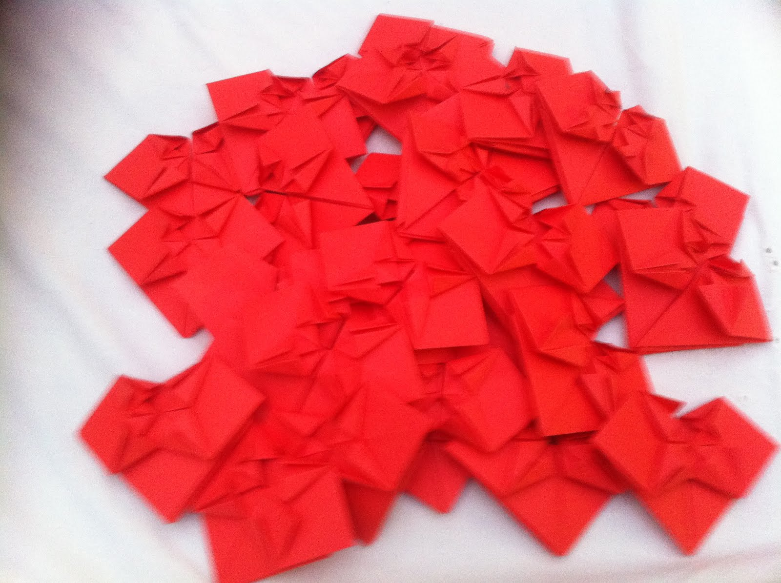 Quilters Cottage Norfolk: Gallery Tuesday Heart Origami - photo#16