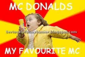 McDonalds - My Favorite MC!