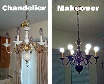 http://fixlovely.blogspot.ca/2013/09/chandelier-makeover.html