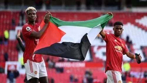 Bikin Hoaks, Pesepakbola Ini Kembali Edit Bendera Palestina Jadi Israel
