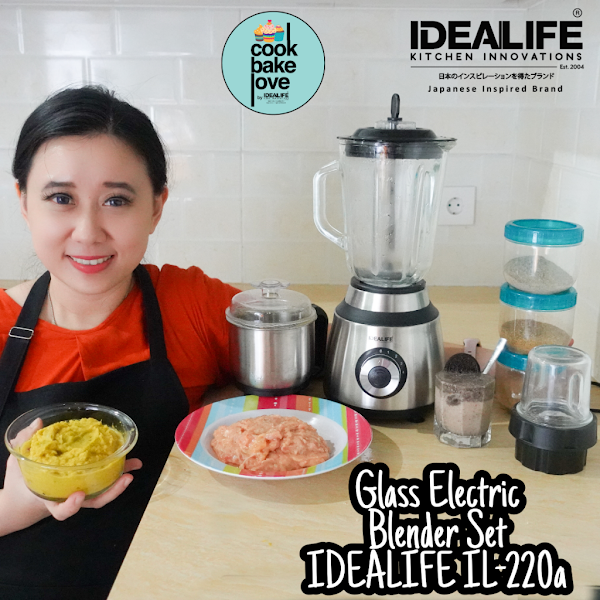 Review Blender IDEALIFE IL-220a