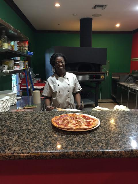 Graycliff Pizzeria, Nassau, Bahamas - curiousadventurer.blogspot.com
