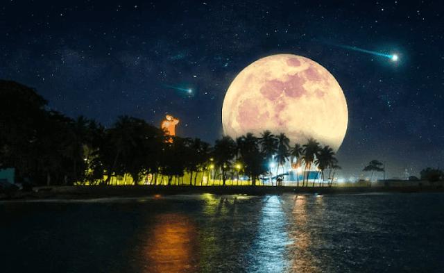 Las cábalas y creencias por Luna llena o nueva