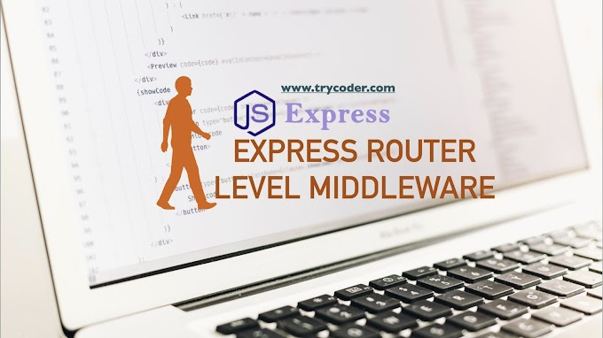 Express Router Level Middleware