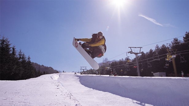 must go ski winter Seoul