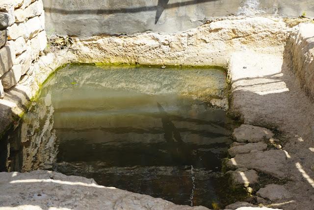 מקווה מים עתיק בשילה