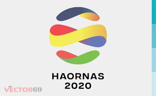 Logo Hari Olahraga Nasional (HAORNAS) 2020 - Download Vector File SVG (Scalable Vector Graphics)