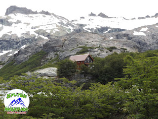 Refugio Jakob, Huella Andina, Bariloche - Guias y acompañantes Pataognia