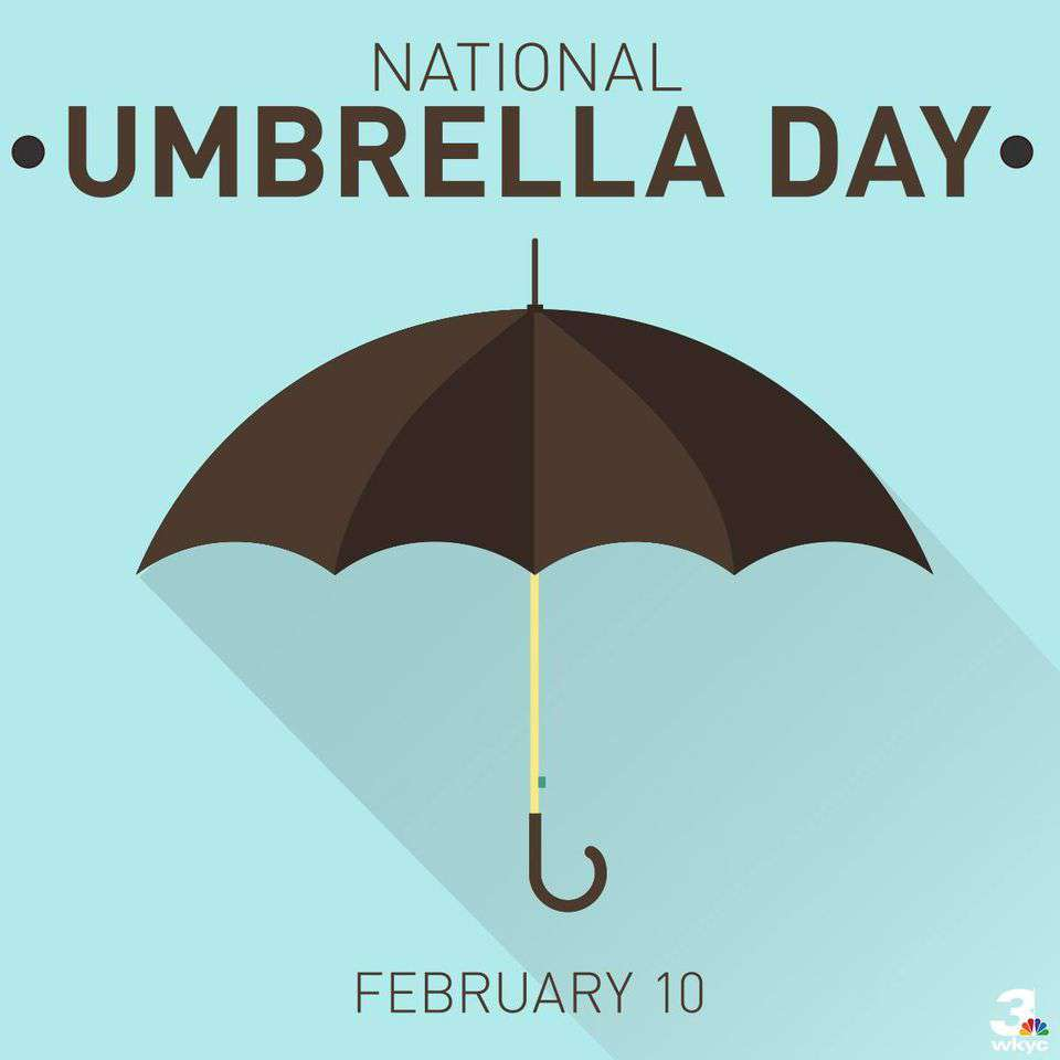 National Umbrella Day Wishes Awesome Picture