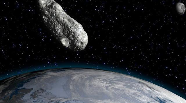 Αστεροειδής κατευθύνεται προς τη Γη (βίντεο)