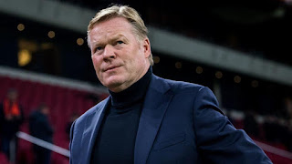 Recalled: Here is Ronald Koeman words about Barca's ageing squad in 2019