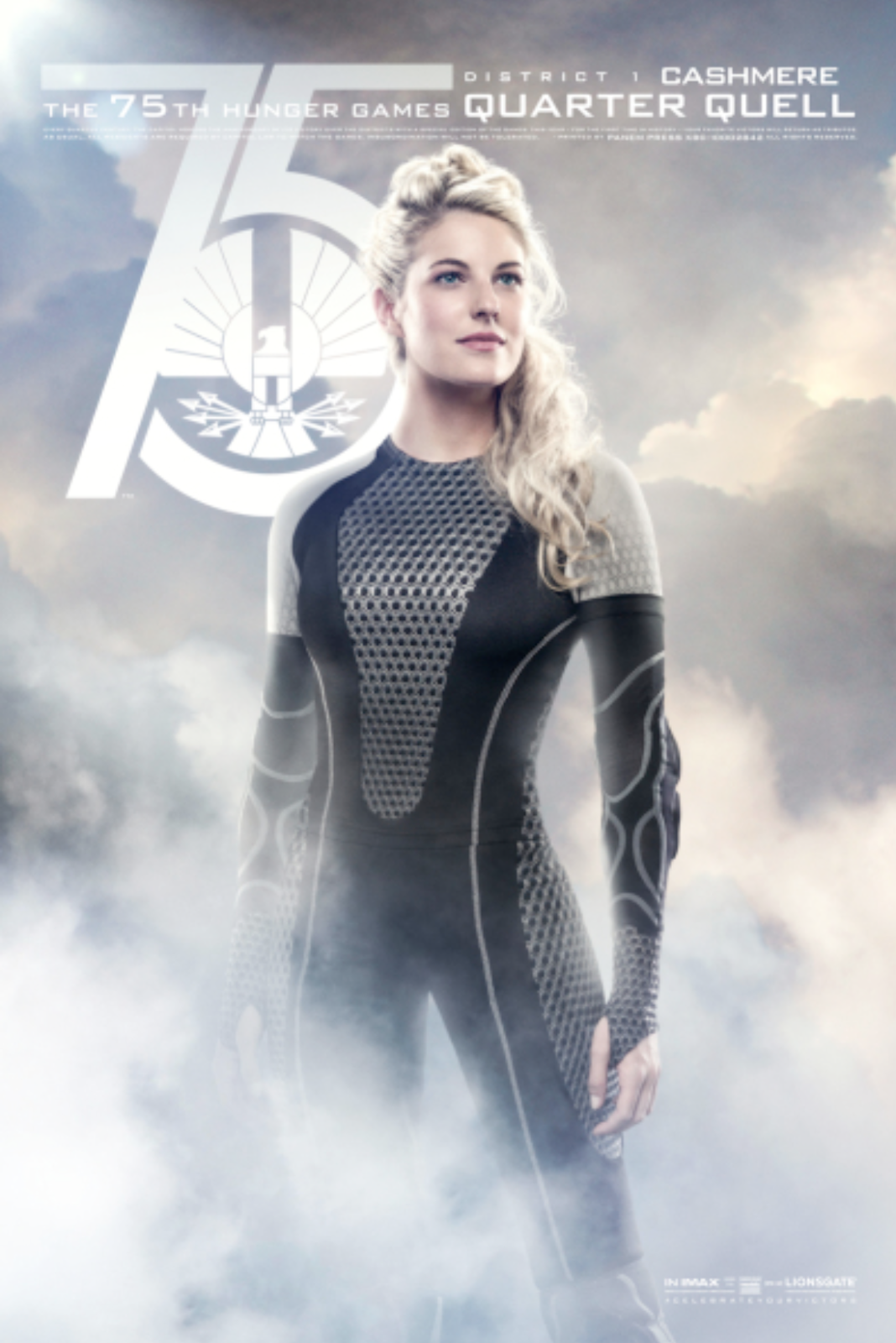 The Hunger Games Catching Fire Reveals 11 Character