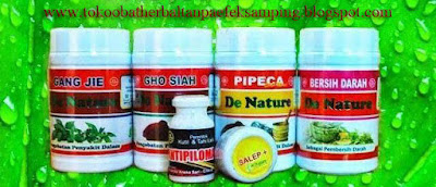 Perontok Jamur Kutil Kelamin Herbal
