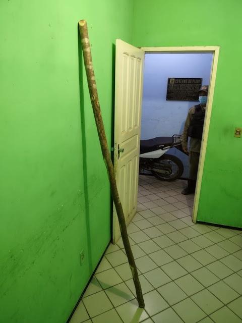 Homem em Santa Cruz do Piauí mata  irmão com pedaço de pau