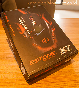 Review Mouse Gaming Look Murah merk Estone & iMice ^_^