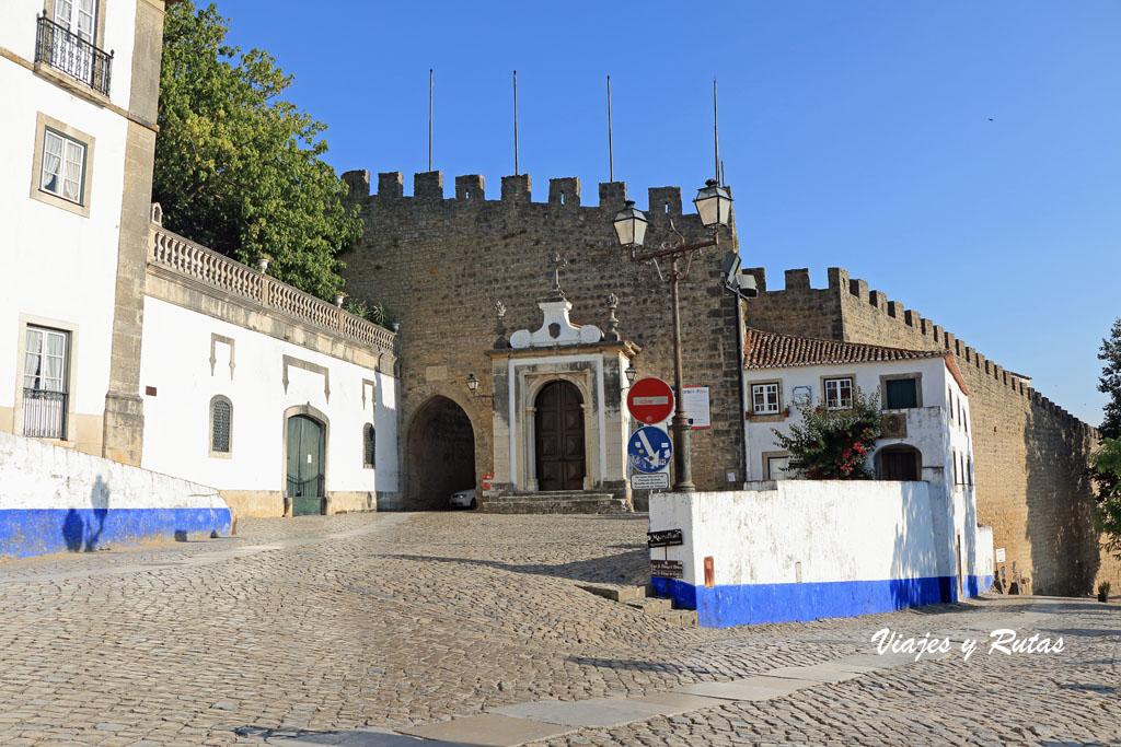 Puerta de la Vila de Óbidos