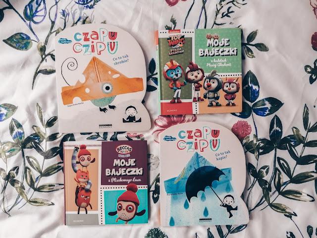 Czytam dziecku | Biblioteczka Hani. Różności.