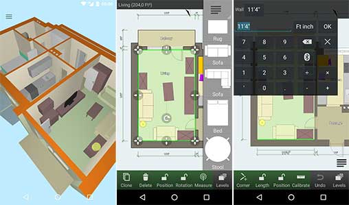 Floor plan creator revdl Floor Planner برنامج