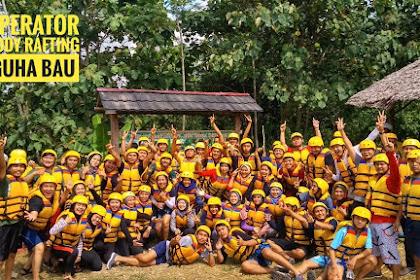 Apa Itu Body Rafting | Operator Body Rafting Guha Bau