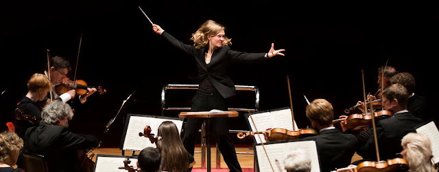 Mirga Grazinyte-Tyla and the City of Birmingham Symphony Orchestra