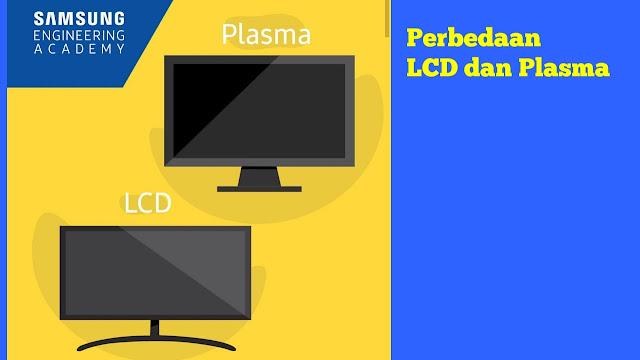 perbedaan antara lcd dan plasma