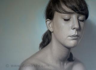 dibujos-con-rostros-femeninos-hiperrealismo-extremo pinturas-rostros-mujeres-hiperrealismo