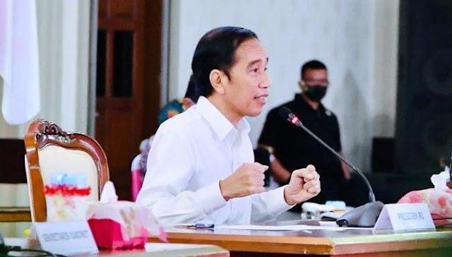 """Pasien Corona di DKI Gak Ketulungan, Jokowi Marah-Marah Lagi: """"Tolong Betul-betul Ini Jadi Perhatian!"""""""