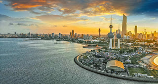 wabah virus corona masuk kuwait dan bahrain