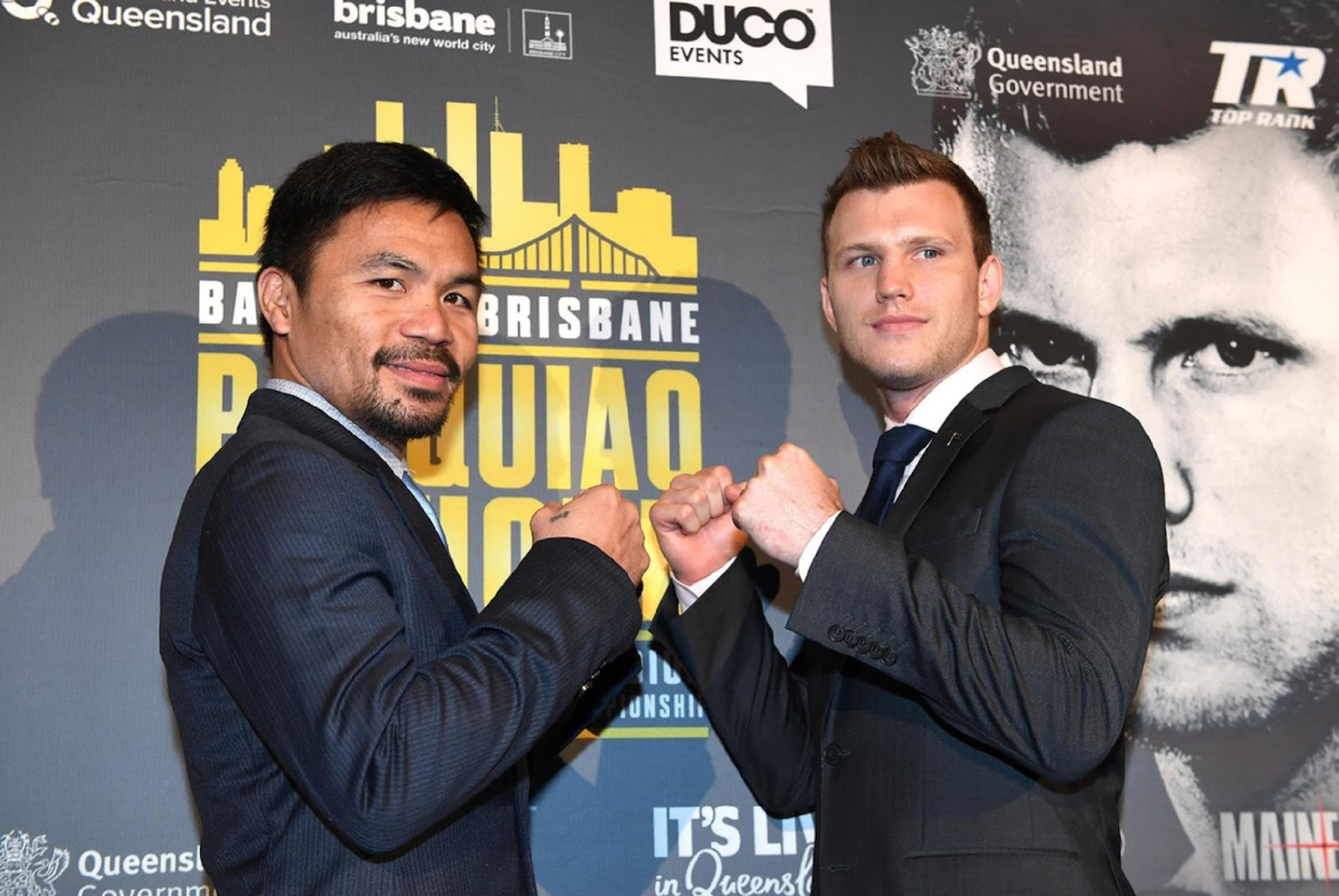 MANNY PACQUIAO VS JEFF HORN 8