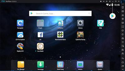 Nox App Player, ejecuta Android en tu PC fácilmente