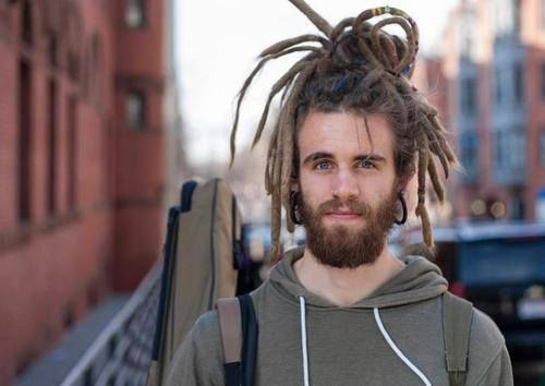 39 dreadlock hairstyles for men hairstylo white guy dreads urmus Choice Image