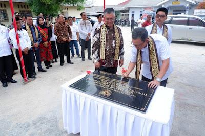 Desa Inklusi Keuangan Pertama di Indonesia Diresmikan di Lampung