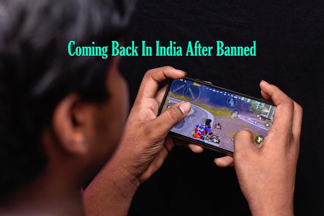 Diwali Dhamaka! PUBG Mobile Coming Back Before Diwali