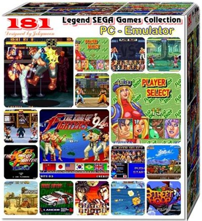 Download sega games collection for pc full version free.