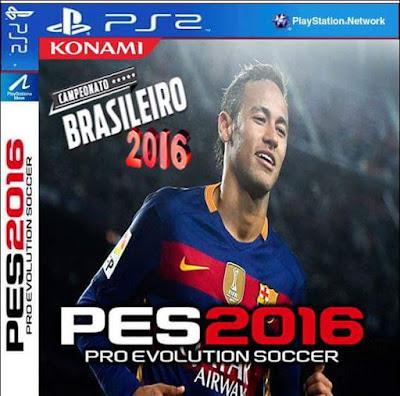 Download - PES 2016 Top Games (PS2) Atualizado Até 10/03/2016