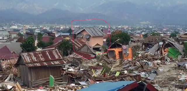 Rumah Ajaib, Pindah Tempat 100 Meter Tetap Berdiri Kokoh, Lihat Videonya