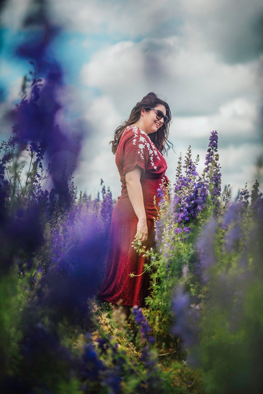 confetti flower field photography tips how to liquid grain liquidgrain