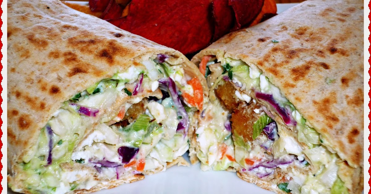 The weekend gourmet tilapia wrap sandwiches with feta for Wendy s fish sandwich 2017
