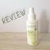 Review Maternatura Spray Lucidante Anti Crespo con Equiseto