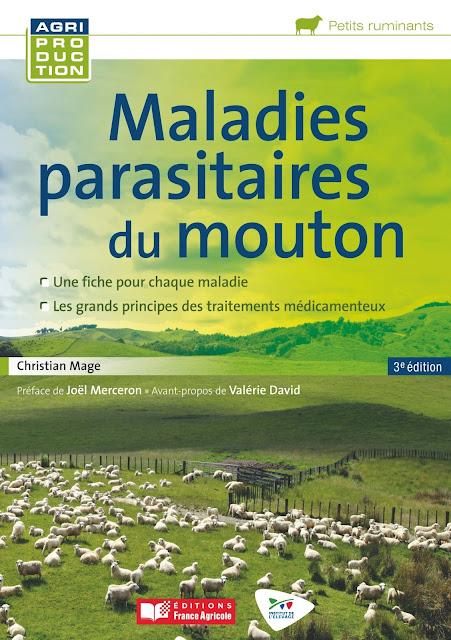 Maladies parasitaires du mouton 3 Ed - WWW.VETBOOKSTORE.COM